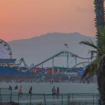 Santa Monica Beach - Sean Curran - Photo Print #4