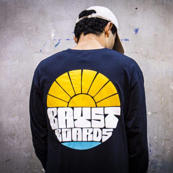 Bay Street - Sun Bay Long Sleeve T-Shirt