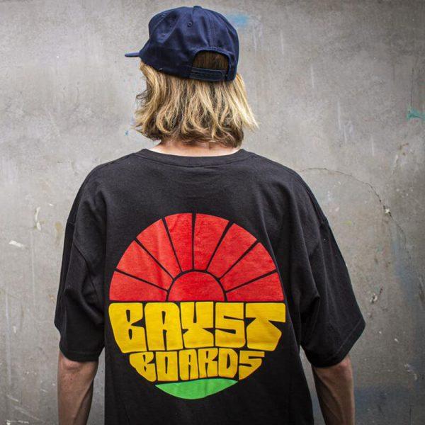 Bay Street Sun Bay T-Shirt - Rasta