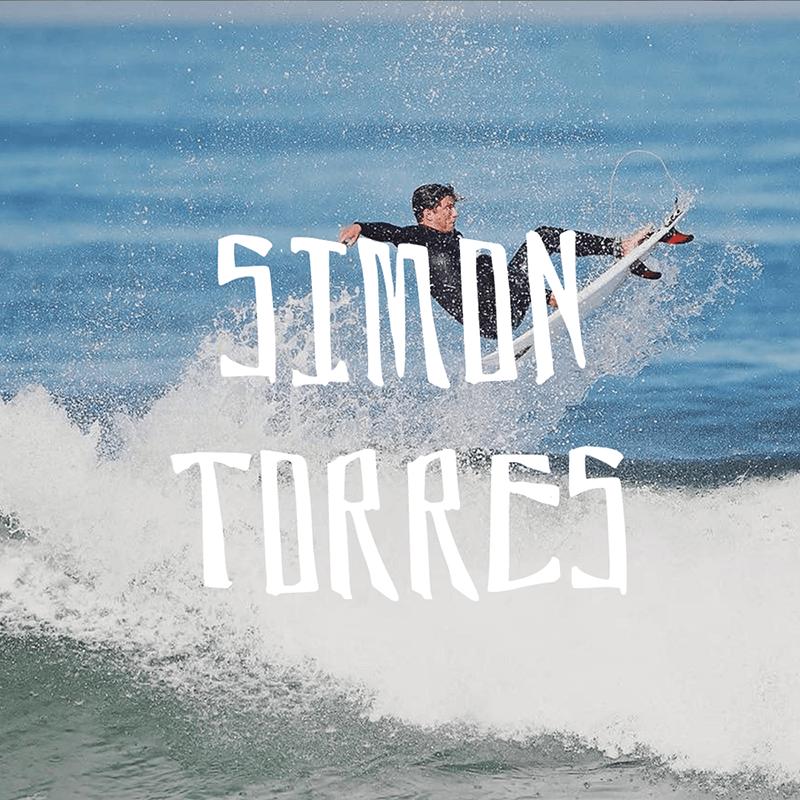 Simon Torres bay street boards ambassador