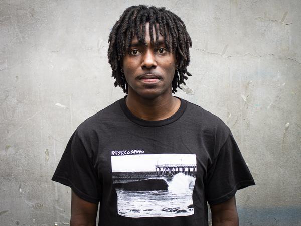 Bay Street Photo Series -- Carlos Soriano T-Shirt -- Black