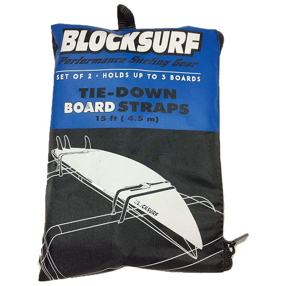 Blocksurf Tie-Down Board Straps