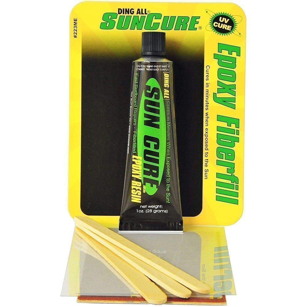 SunCure Epoxy Fiberfill Kit 1 oz.