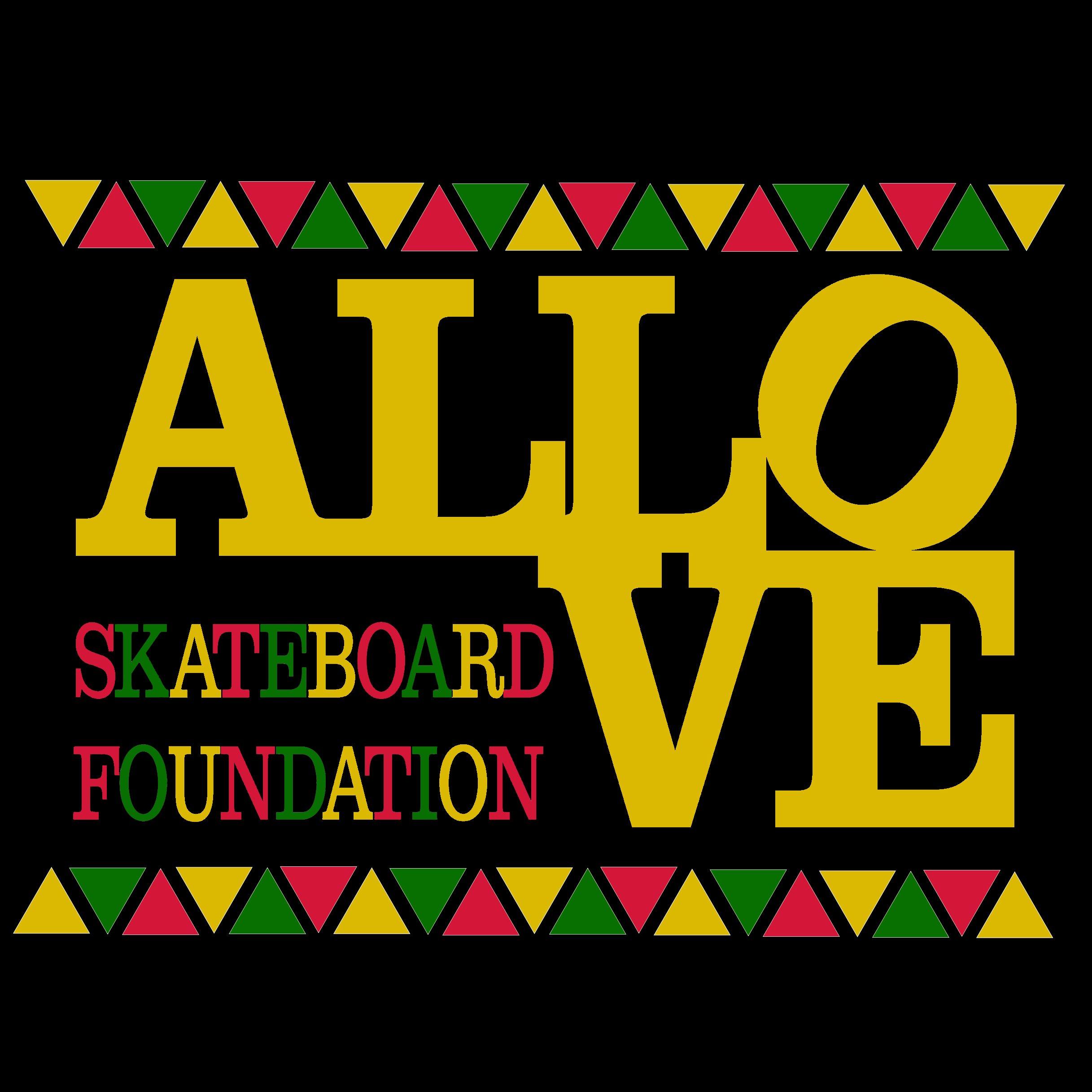 Allove Skateboard Foundation