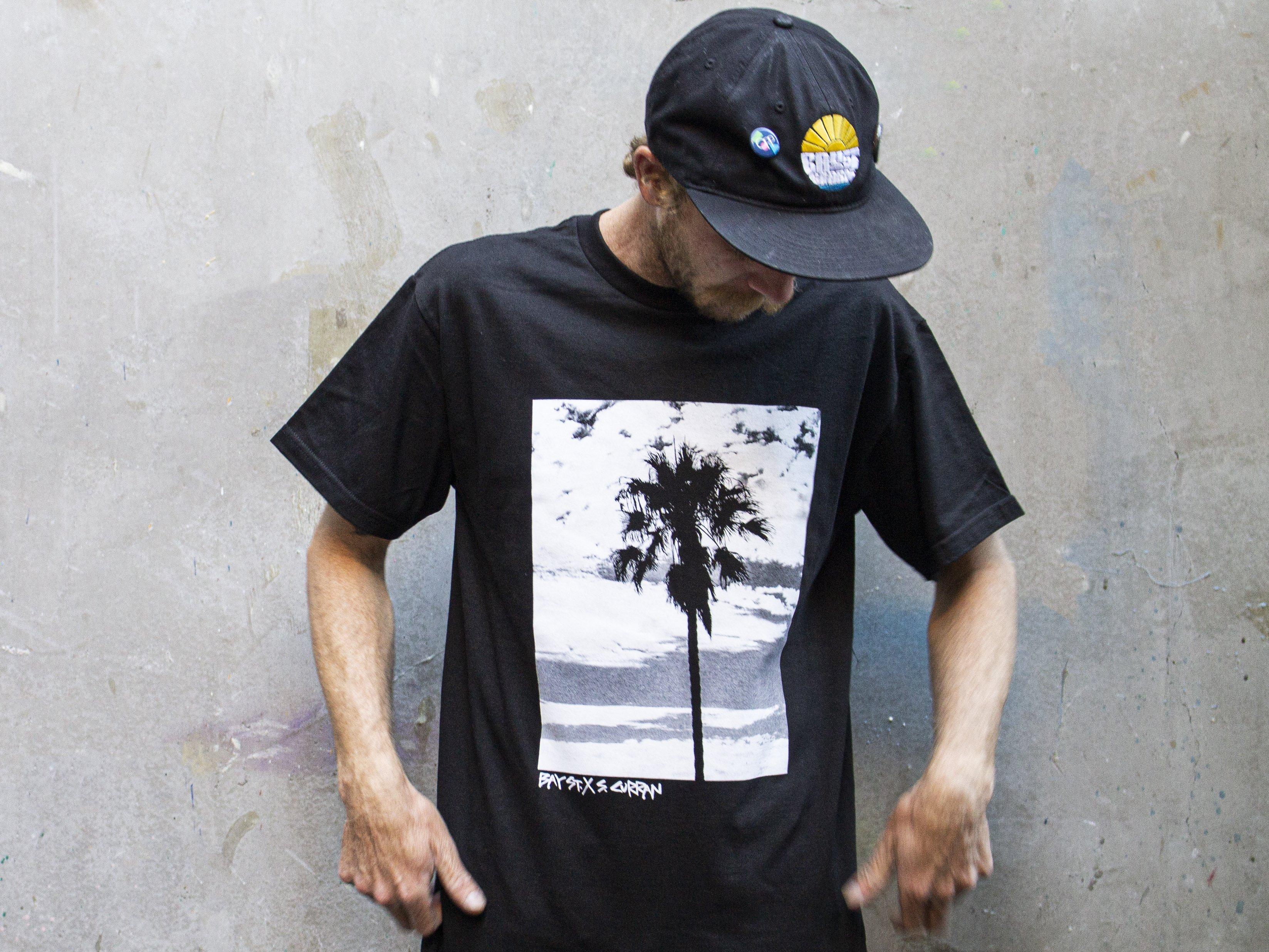 Bay Street Photo Series -- Sean Curran T-Shirt -- Black