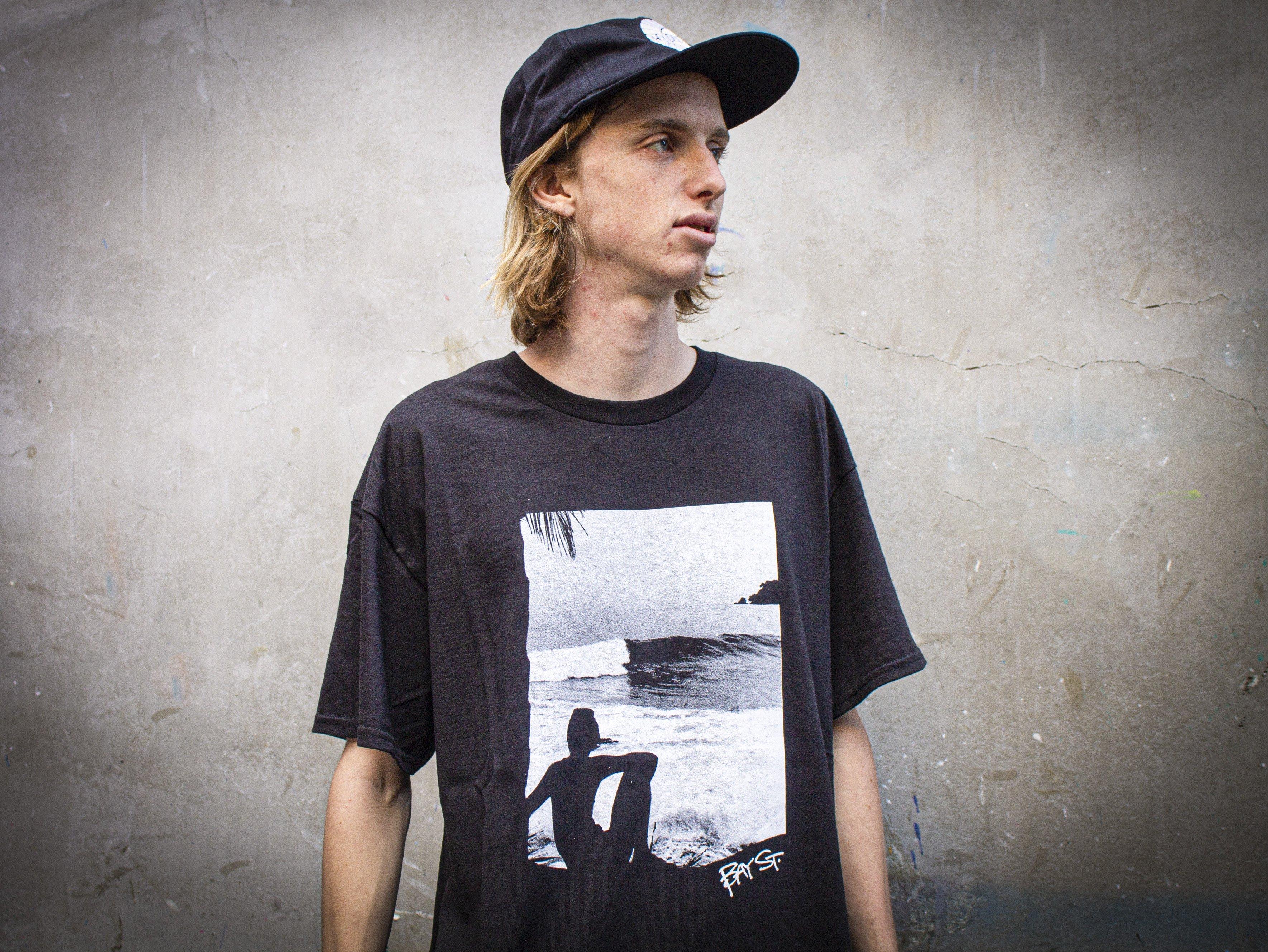 Bay Street Photo Series -- Jose Ramon T-Shirt -- Black