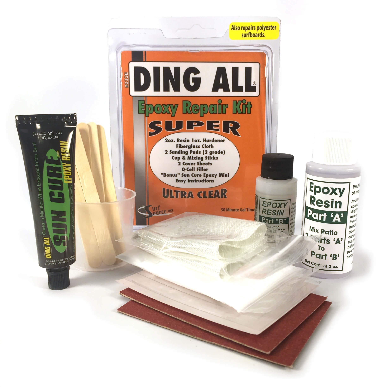 Ding-All (Super Epoxy) Repair Kit