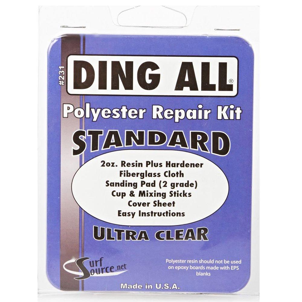Ding-All (Standard Polyester) Repair Kit