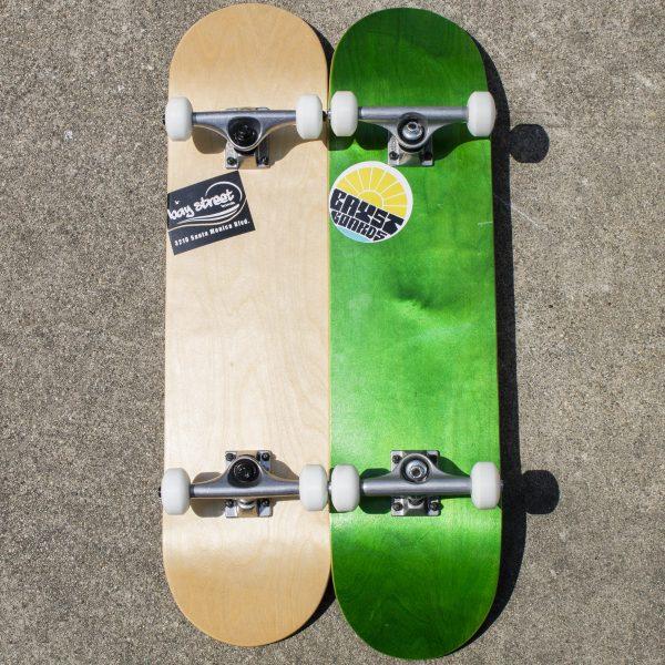 Bay Street Complete Skateboard